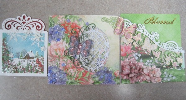 Sept. 15 Heartfelt Peony, Butterfly Cards & 1 Christmas! with Lynda