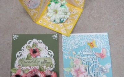 August 24, Sat. Heartfelt Lovely Card class