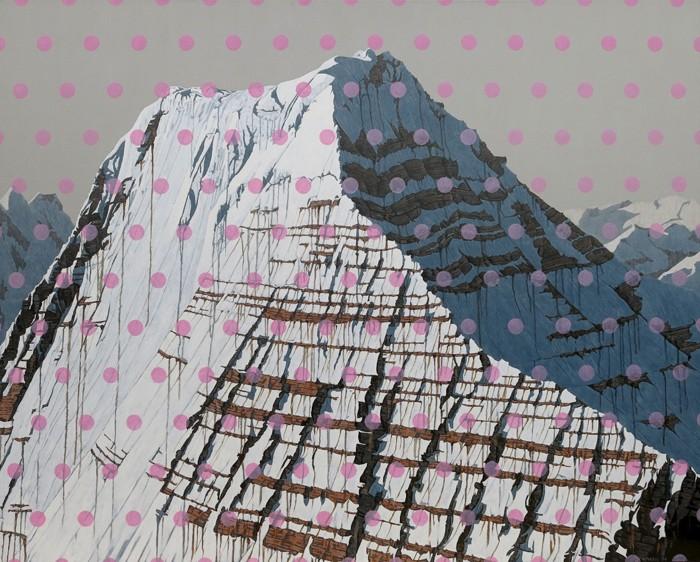 Pirrie-Mt Robson 48x60 700