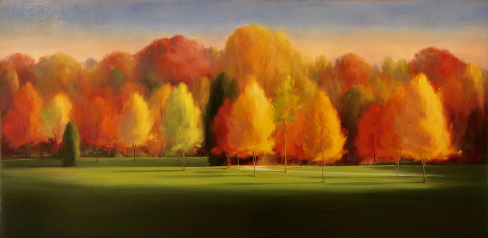 Aldyne Myara Autumn Landscape