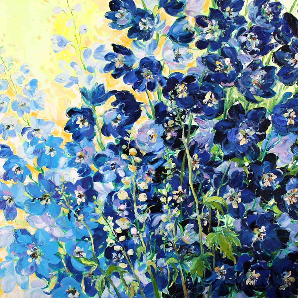 Krista Johnson Constant Blooms