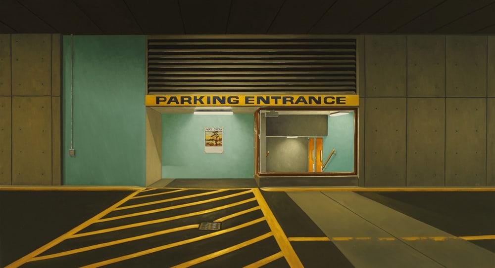 Peter Harris ParkingEntrance(WestWind)