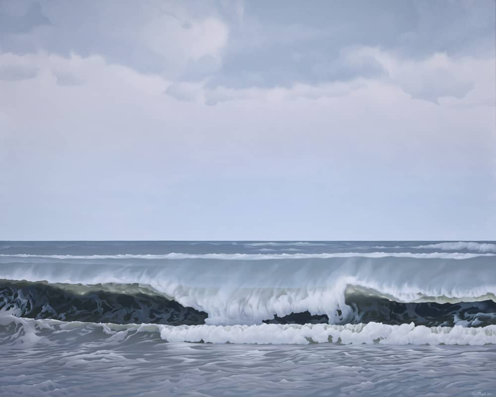 Carol Haigh Southern Storm 48x60