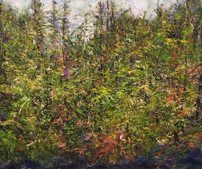 Judy Cheng Nature 42x48