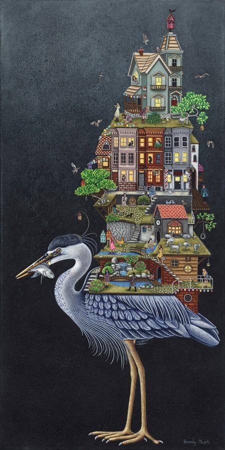Brandy Masch - Blue Heron 450