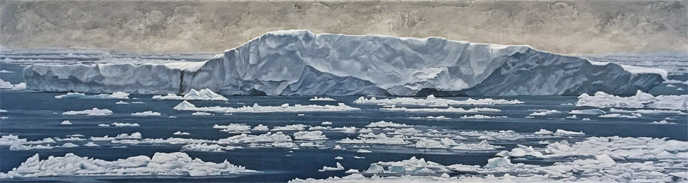Gary Aylward Come From Away 20.5x78