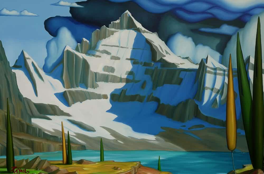 Glenn Payan Lake Mcarthur Mt Biddle