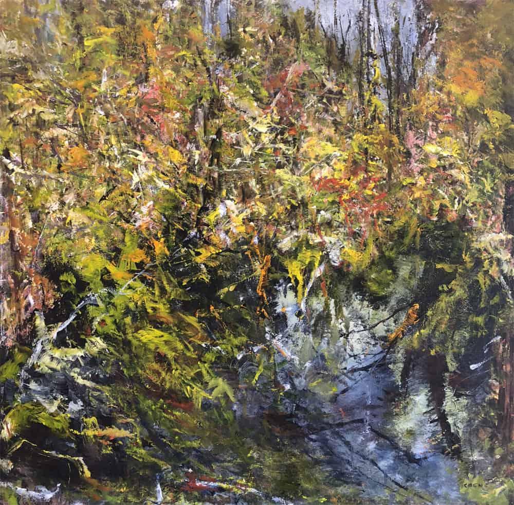 Judy Cheng Foliage II