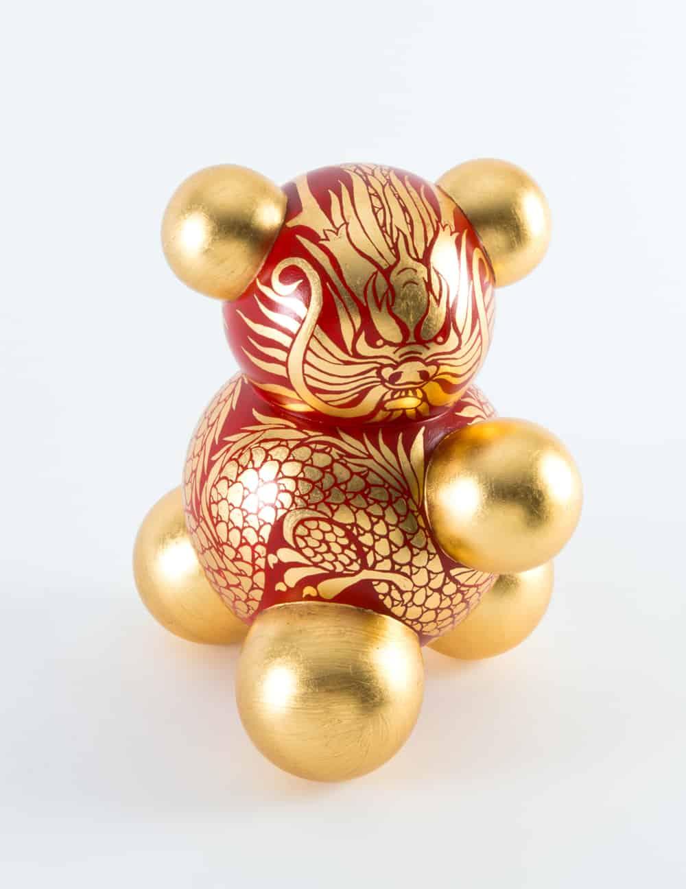 Anyuta Gusakov Dragon Bear 14x12x12