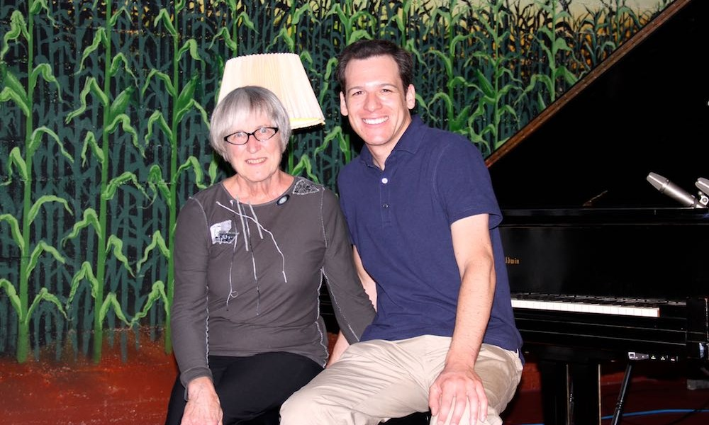 Pianist Marilyn Thompson Records Soundtrack