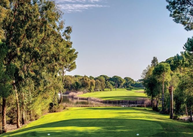 Cornelia Faldo Golf Course, Turkey