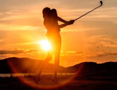 Golf under the Midnight Sun