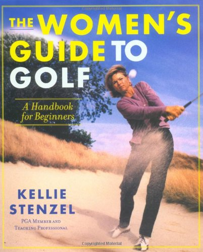 Golf Books #290 (The Women's Guide to Golf)