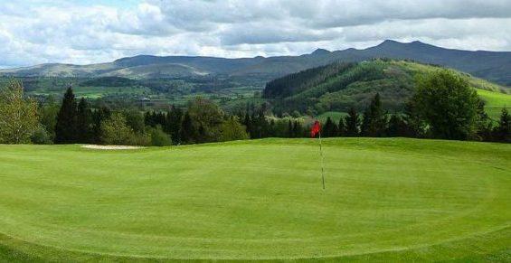 Cradoc Golf Club, Wales