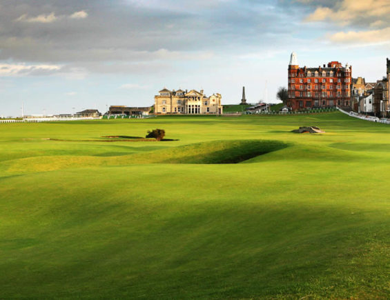 St. Andrews Links – Old Course, Scotland