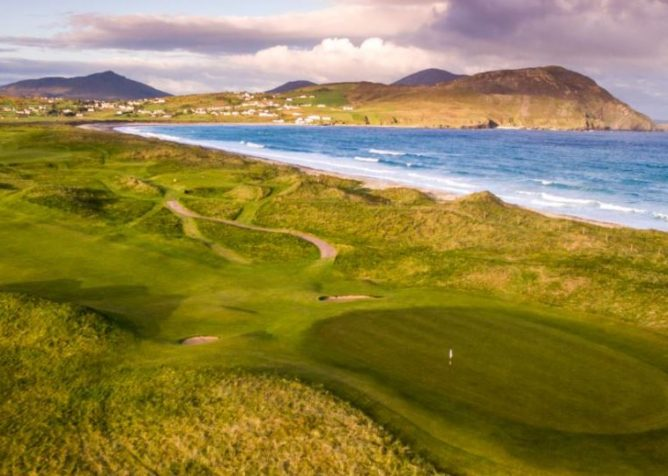 Ballyliffin Golf Club, Ireland