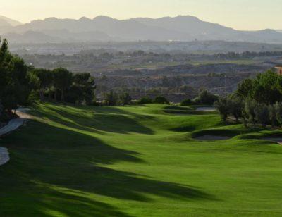 Altorreal Golf Club, Spain