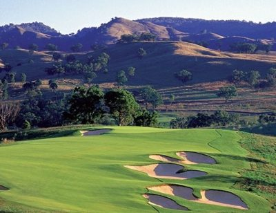Ellerston Golf Club, Australia
