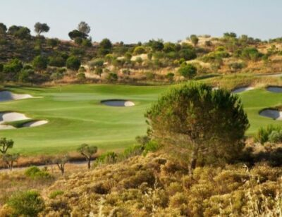 Monte Rei Golf Club, Portugal