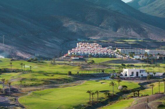 Jandia Golf Course, Spain