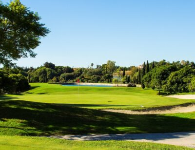 Alferini Golf, Spain
