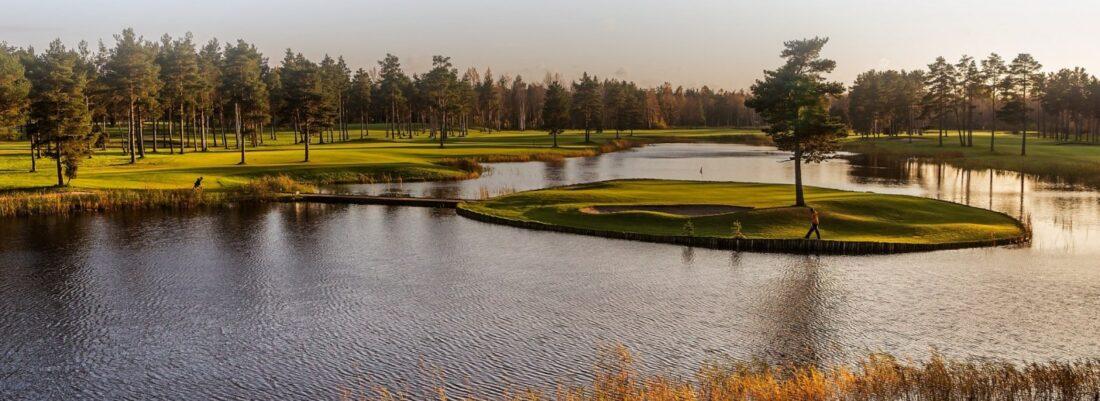 Niitvälja Golf, Estonia