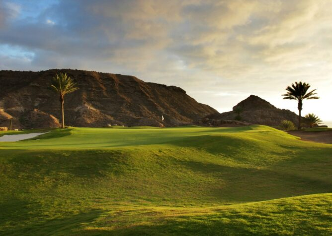 Anfi Tauro Golf, Spain