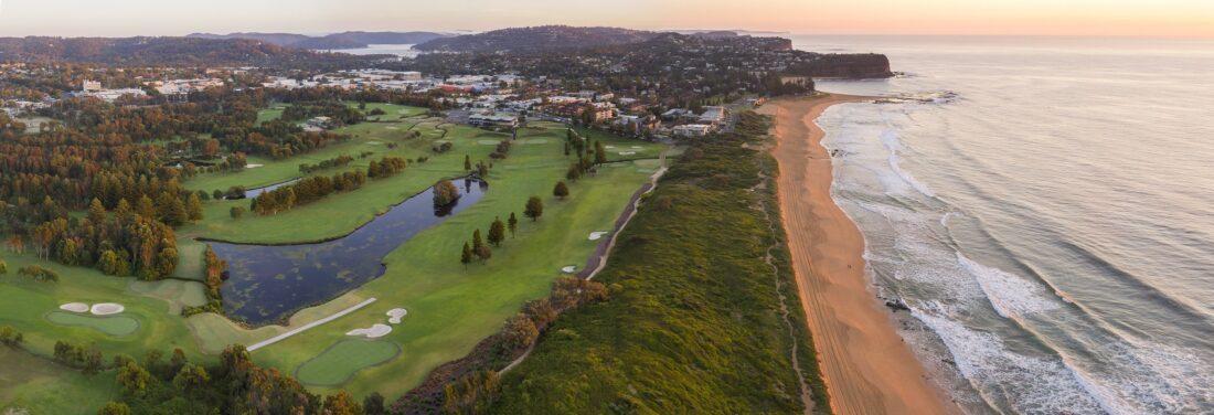 Mona Vale Golf Club, Australia