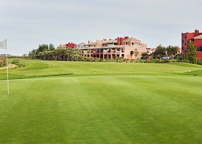 Isla Canela Golf, Spain
