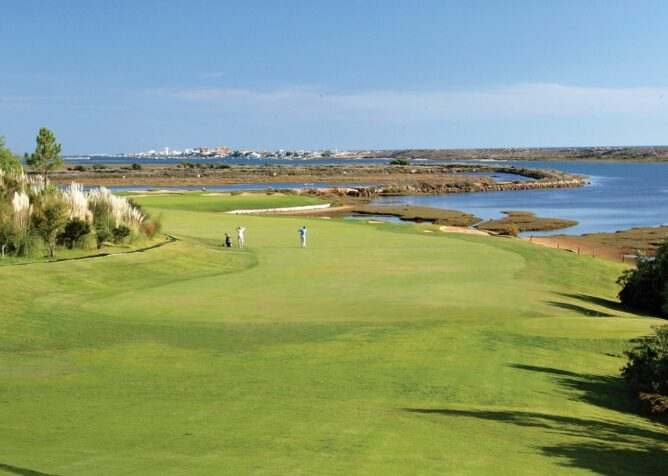 San Lorenzo Golf Club, Portugal