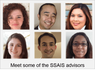 faces of ssais