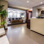 Lobby at Ecoff Campain & Tilles, LLP
