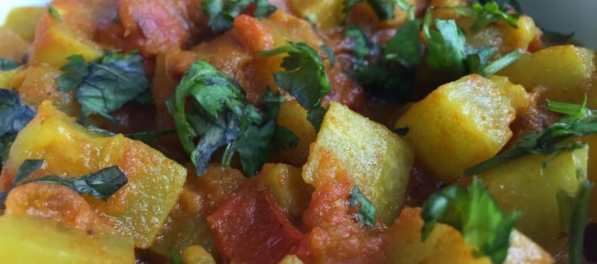 Lauki Ki Sabzi Recipe (With Tomato)