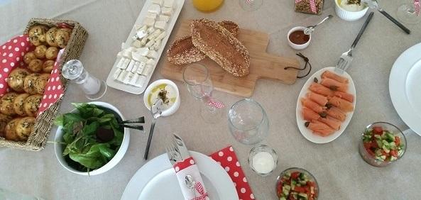 איך להגיש ארוחת בוקר מעולה