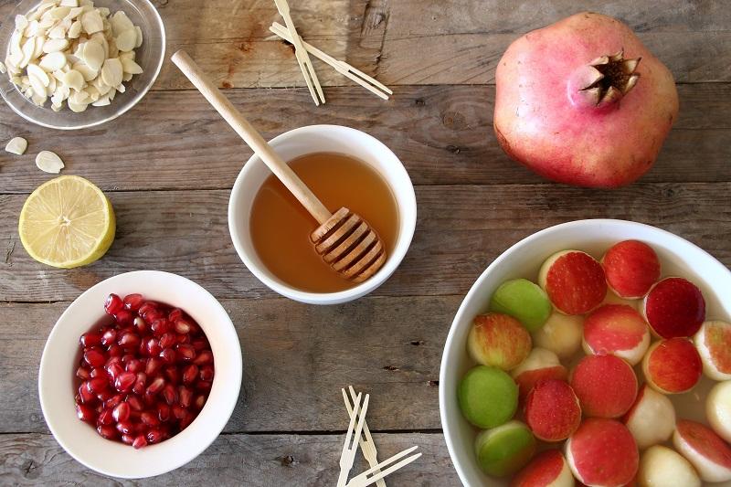 תפוח בדבש אירוח בסטייל טליה הדר