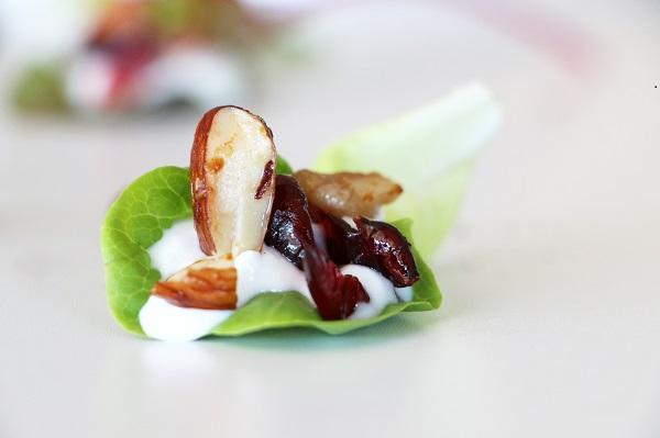עלים ירוקים וחמוציות אירוח בסטייל