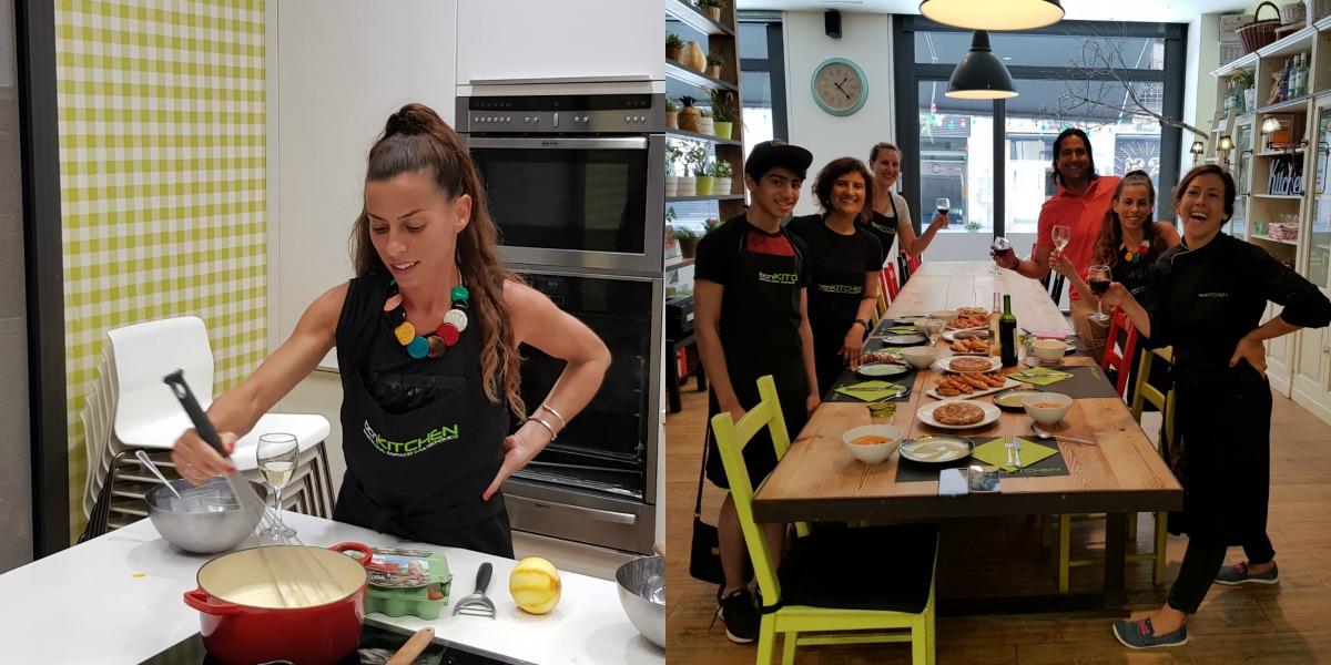 סדנת בישול בברצלונה - המלצה של הבלוג EshetStyle בלוג אוכל ואירוח