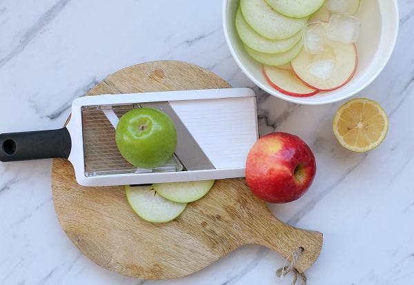 תפוח בדבש - הגשה בסטייל - אשת סטייל EshetStyle (צילום: טליה הדר)