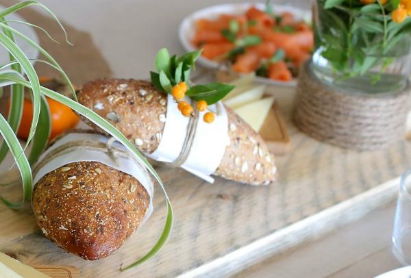 איך להגיש לחם בסטייל_אירוח של ארוחת בוקר_מה מגישים בארוחת בוקר_הבלוג של אשת סטייל (צילום: טליה הדר)