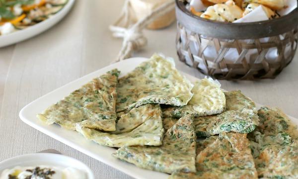 רעיונות לארוחת בוקר_חביתת ירק_אירוח בסטייל (הבלוג של אשת סטייל | צילום: טליה הדר)