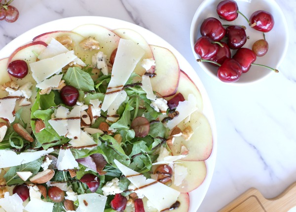קרפציו אפרסק וגבינות_הגשת גבינות בסטייל_אירוח בסטייל (צילום: טליה הדר)_אשת סטייל