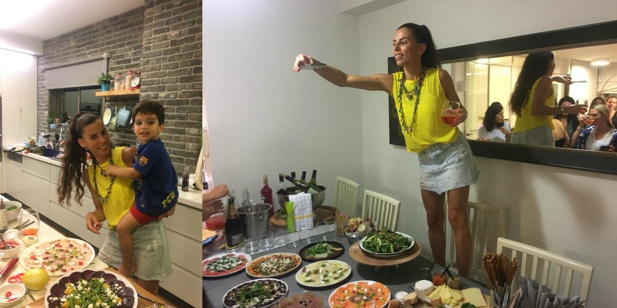 יום הולדת_טליה הדר_בלוגרית אוכל ואירוח_אשת סטייל