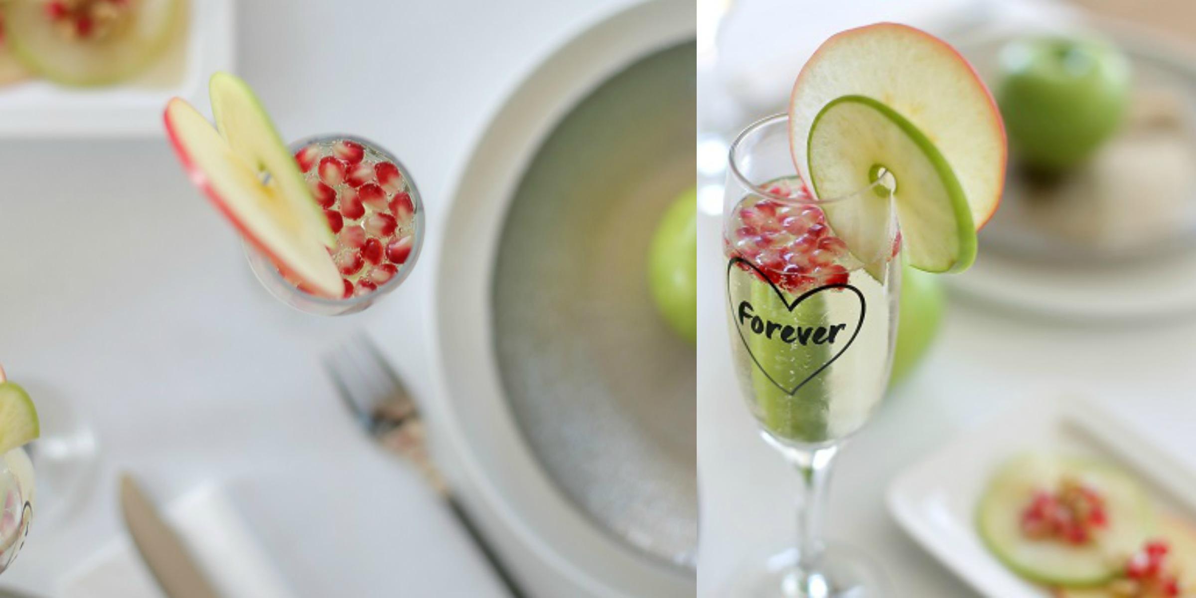 איך להגיש תפוח בדבש_אירוח בסטייל_ראש השנה_צילום: טליה הדר