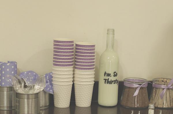 איך לסדר את פינת הקפה ביום הולדת של הילדים_טליה הדר_אשת סטייל