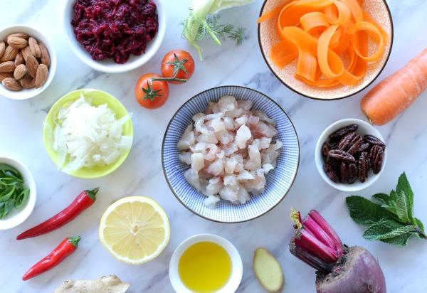 איך להכין סביצ'ה דג של סעדה אצלכם בבית? צלום ומתכון: טליה הדר מהבלוג אשת סטייל