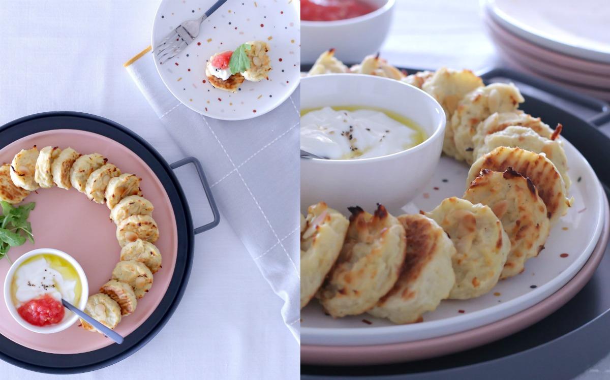 לביבות תפוחי אדמה אפויות_אירוח בסטייל בחנוכה_צילום ומתכון: טליה הדר אשת סטייל