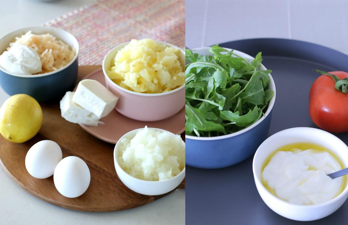 מה צריך כדי להכין לביבות תפוח אדמה מושלמות_אירוח בסטייל_חנוכה_טליה הדר