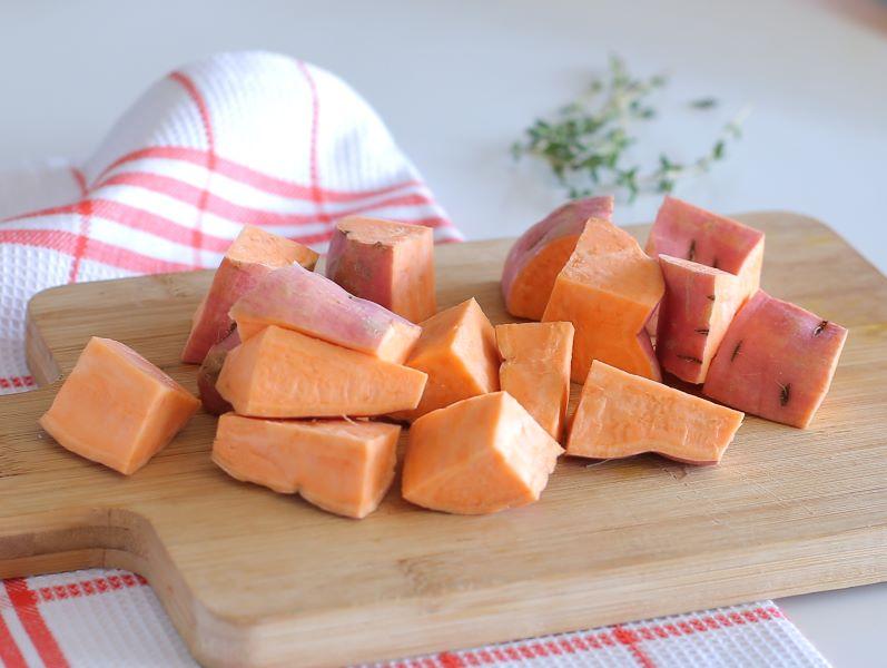תפוחי אדמה ובטטה בתנור_מתכון מושלם וקל_טליה הדר אשת סטייל