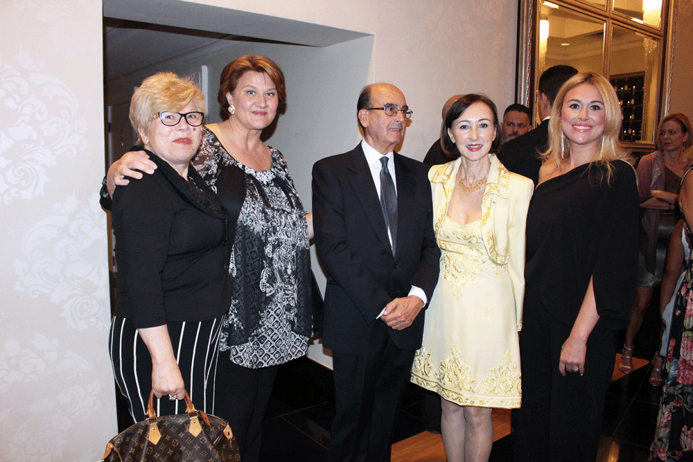 Celebration of the Italian Republic at the Country Club