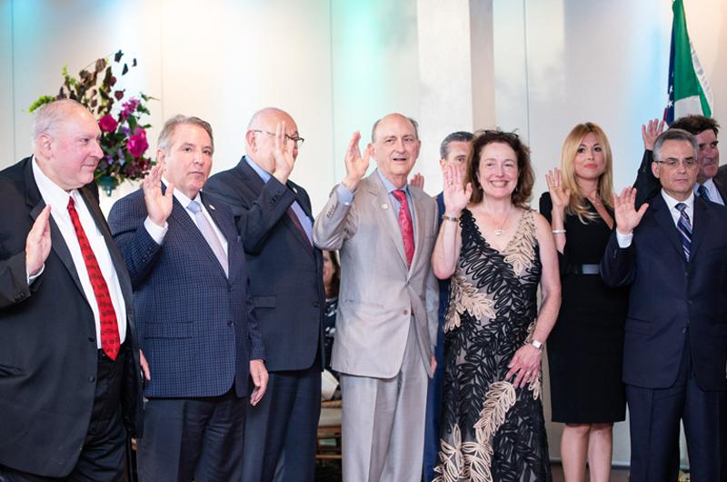 Attorney Brancaccio member of the Board of Directors of the NIABA